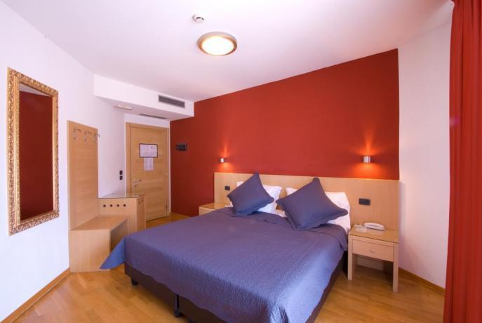 Camera matrimoniale per coppia Hotel Riva del Garda