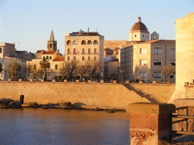 historical center of Alghero