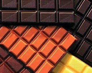 Stecche di cioccolato