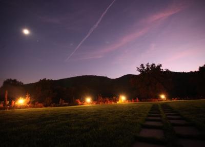 Impianto d illuminazione giardino perugia realizzazione