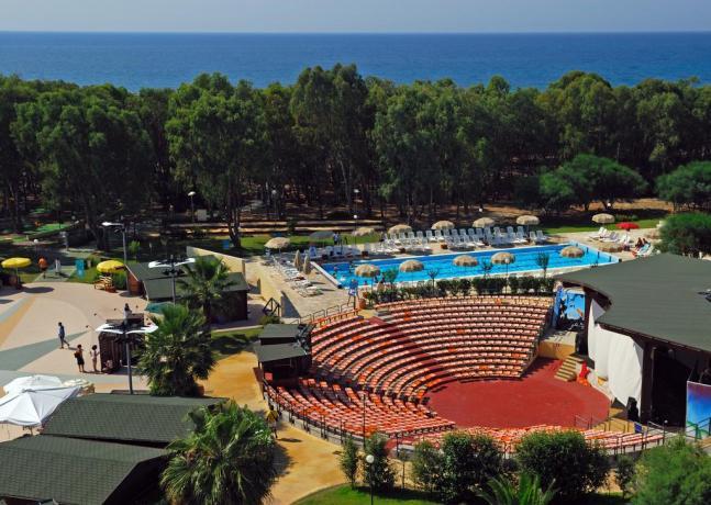 Eucalipto: Villaggio Turistico 4 stelle in Calabria