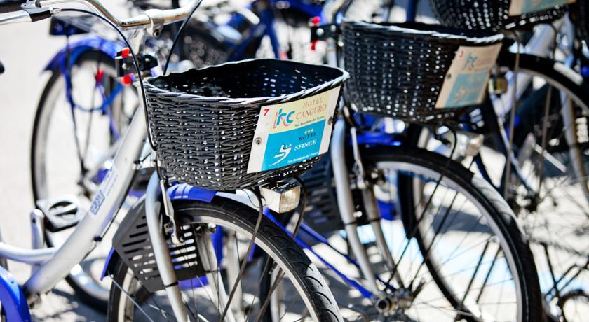 Noleggio biciclette, Hotel Ascoli Piceno