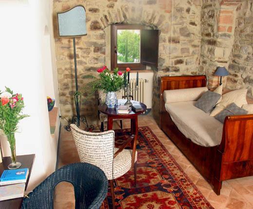 Relais a Todi per soggiorni Romantici e Relax