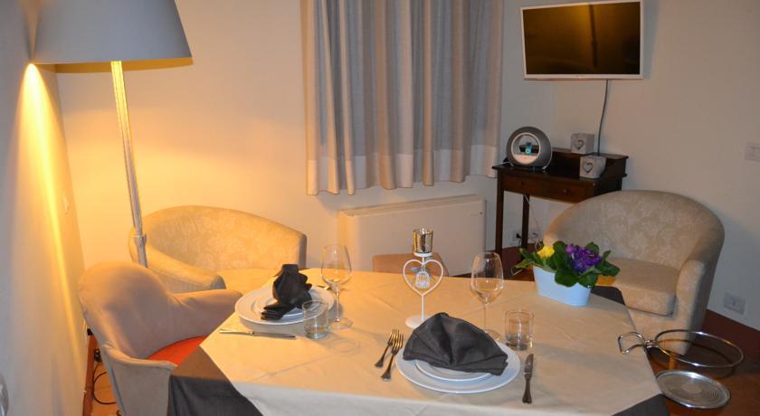 Eleganti suite per la coppia