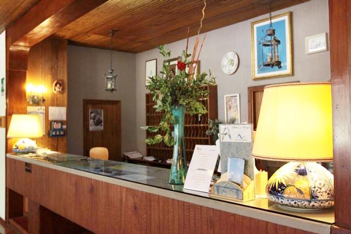 Reception Hotel a Prati di Tivo