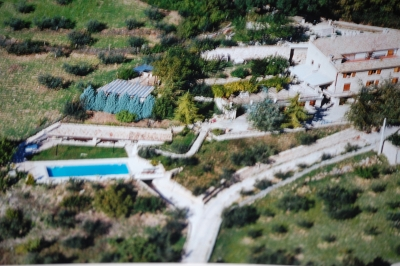 Bed and breakfast l 39 eremo ad assisi b b con piscina e idromassaggio ad assisi umbria - B b umbria con piscina ...