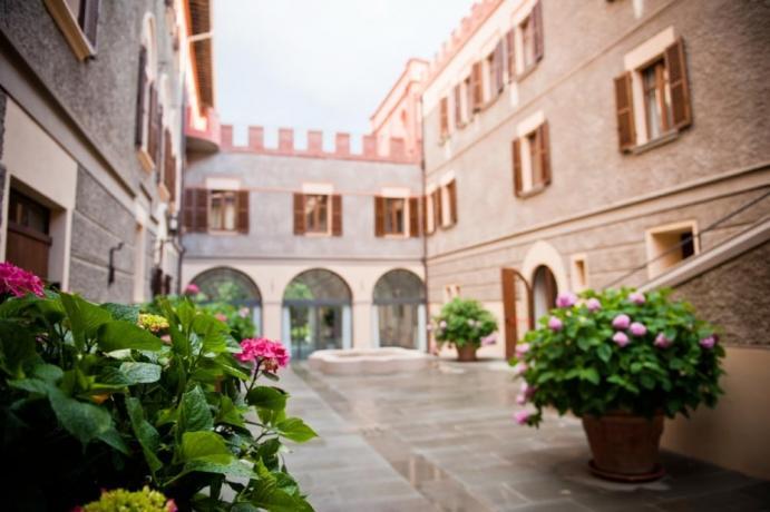 Albergo 5stelle luxury hotel Umbria