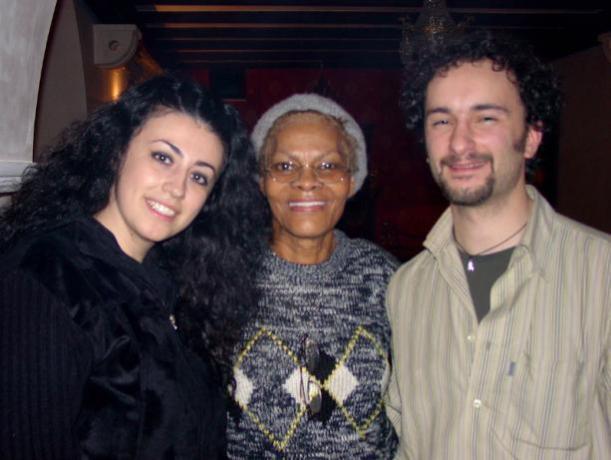 Mastro di Canto Professionista: Fabio-Lepore con Dionne-Warwick