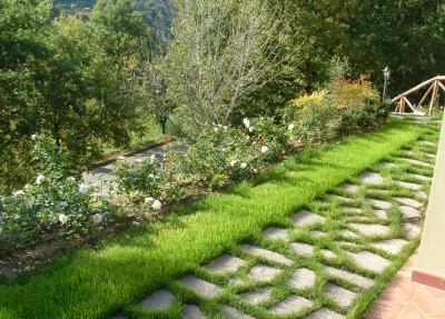 pavimentazione e recinzione spazi verdi realizzazione