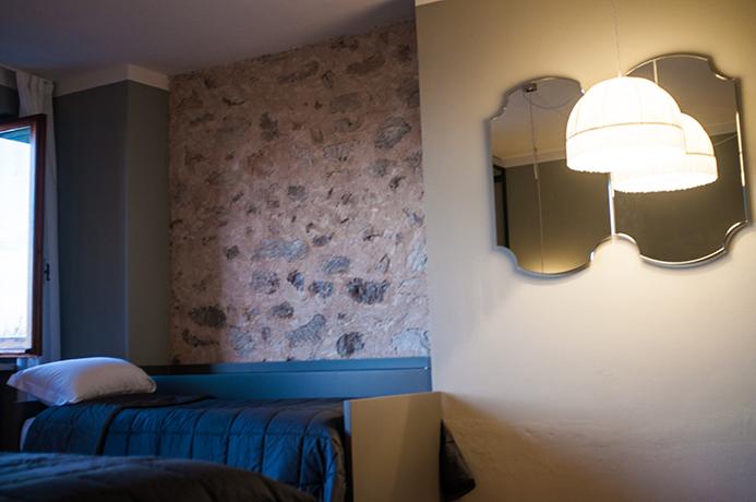 Camere e Suite con vista Panoramica a Spoleto
