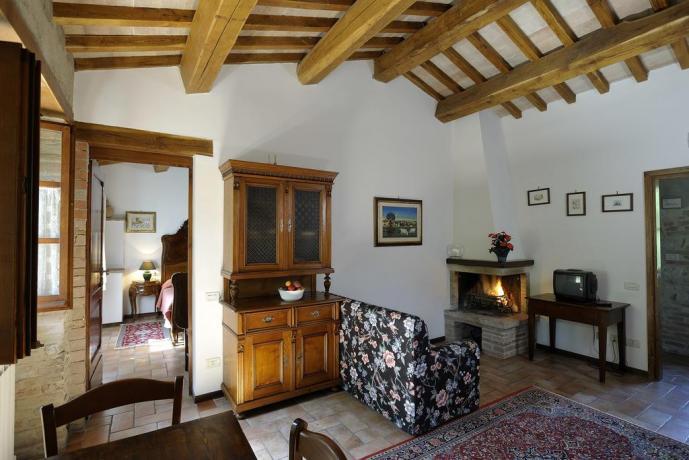 Appartamenti vacanza a Corciano