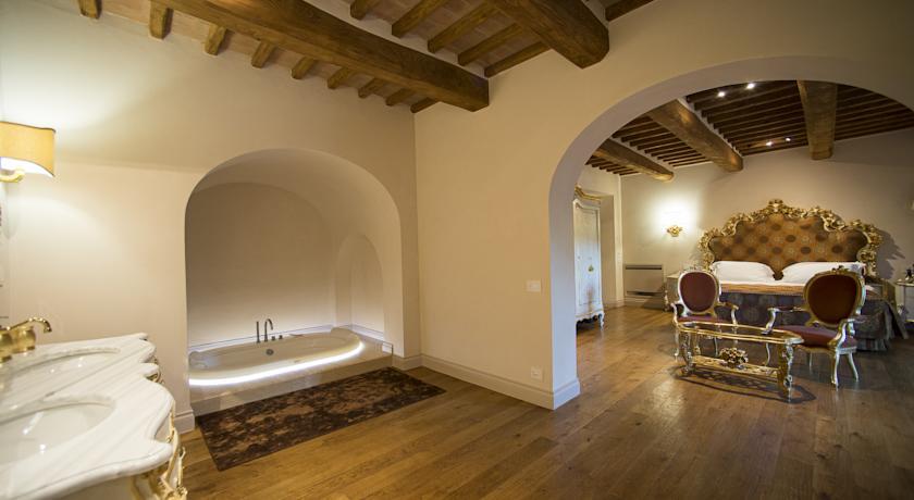Hotel di lusso in Toscana, Camere e Suite con MiniPiscina ...