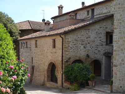 Agriturismo Bio tra Umbria e Toscana, Borgo