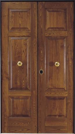 Portoni in legno da esterno hercules vendita ingrosso for Infissi esterni in alluminio prezzi