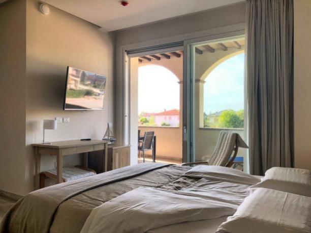 Hotel a Foligno con Camere Romantiche e Lussuose