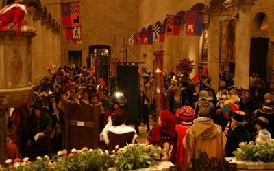 Patron Saint of Narni