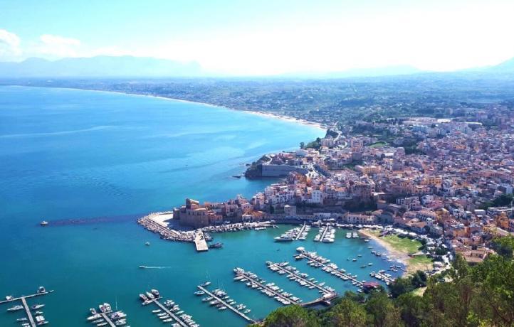 Golfo di Castellammare, Sicilia
