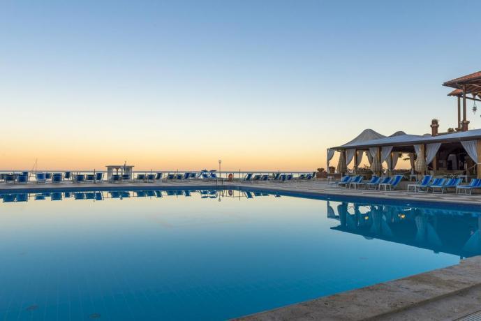 Hotel Parco del Circeo piscina salata
