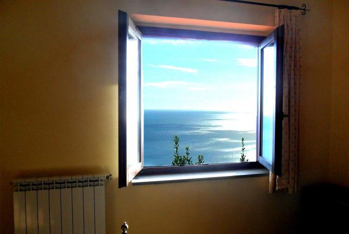 Camera con vista Agriturismo vicino alla spiaggia