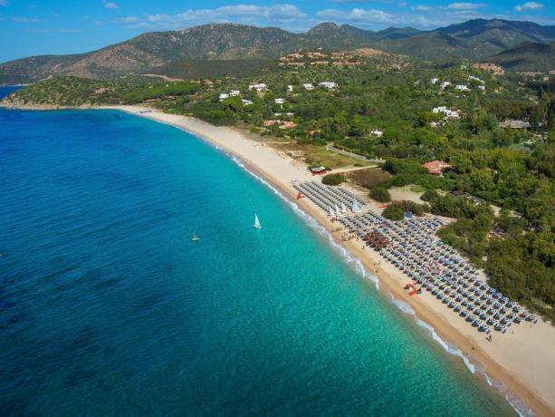 Villaggio-CALASERENA in Sardegna ideale per Famiglie