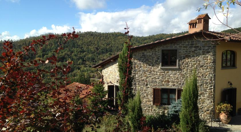 Hotel 4 stelle a Poppi in Toscana