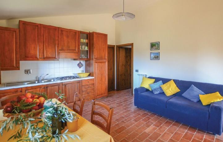 Appartamento vacanza: Divano Letto Lago-Trasimeno