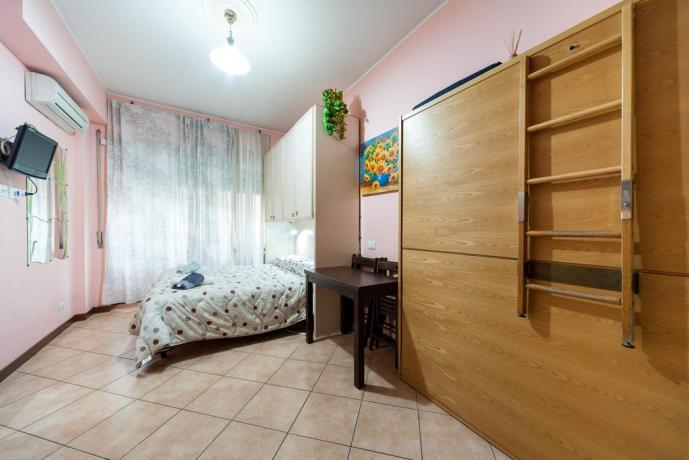 Appartamento climatizzato Roma fino 4 posti letto