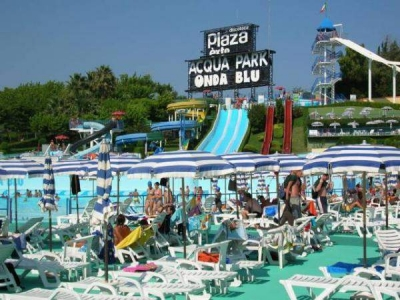 Hotels Near The Water Park Of Tortoreto Hotels Pensions