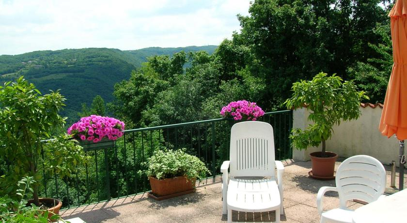 terrazza panoramica casa vacanze vicino vicenza