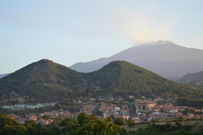 B&B a Nicolosi ideale per Escursioni Etna