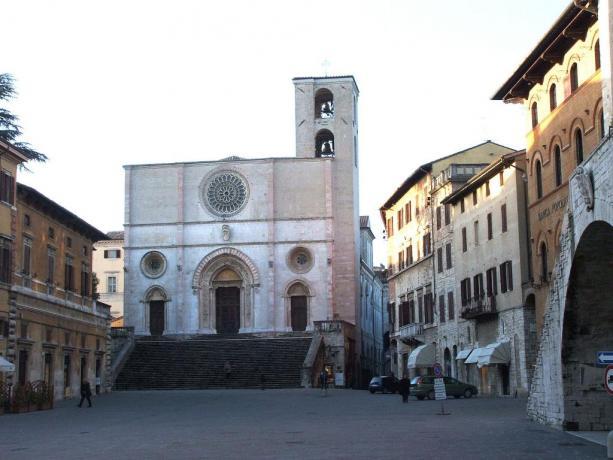 Duomo dell'Annunziata a Todi
