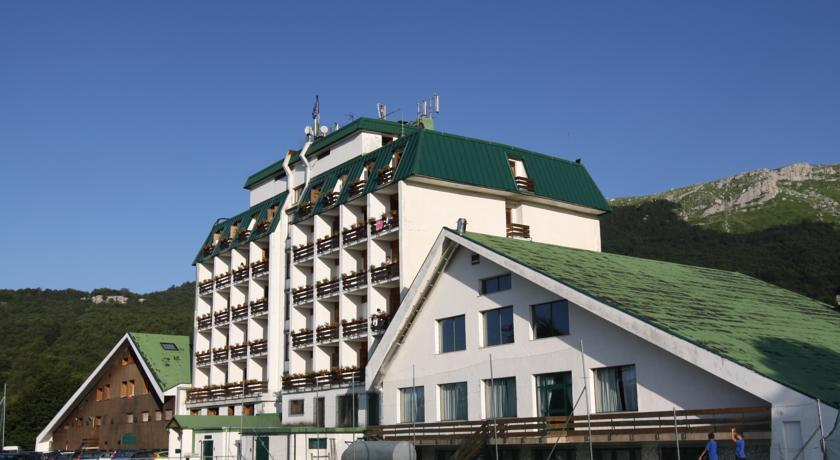 Hotel a Pietracamela sul Gran Sasso