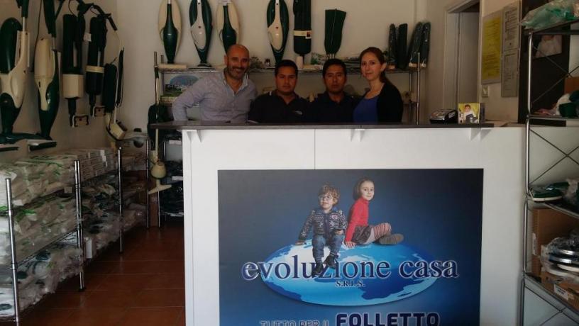 lo staff di Evoluzione casa