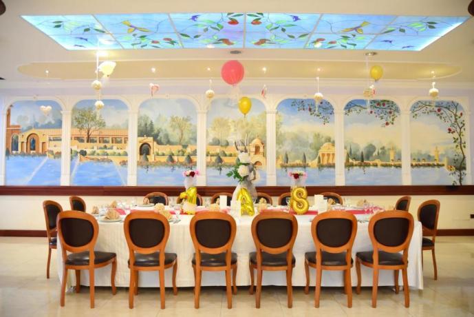 Hotel Ideale per Cerimonie a Caserta