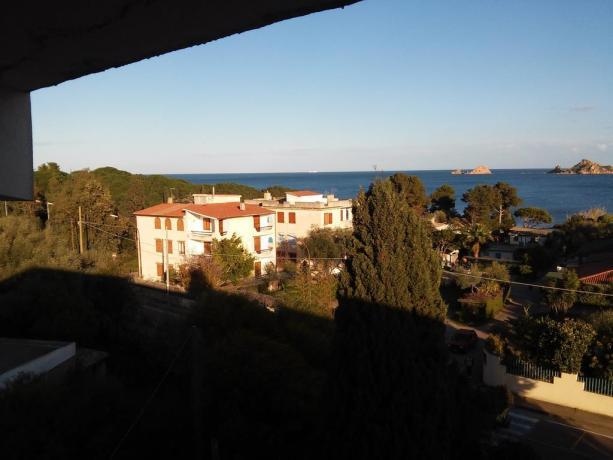 Soggiorno in Sardegna fronte mare Santa Maria Navarrese