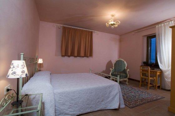 Appartamenti trilocali con romantiche camere
