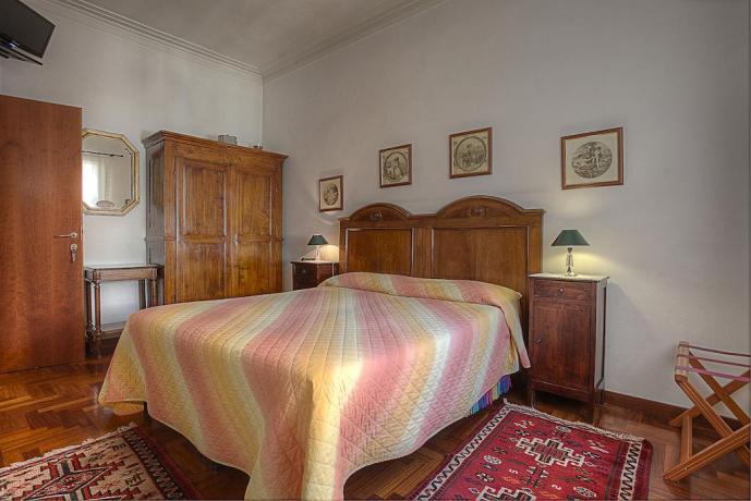 Camera Cortile B&B nel Lazio