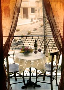 Appartamenti a cefalù con balcone su Piazza Duomo
