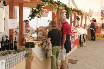 Mercatini della Pasta provenienti da tutta Italia