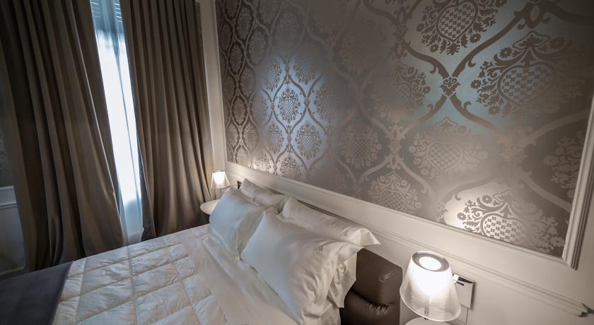 Romantiche camere Deluxe