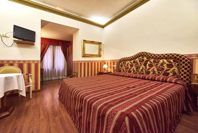 Suite con balconcino panoramico