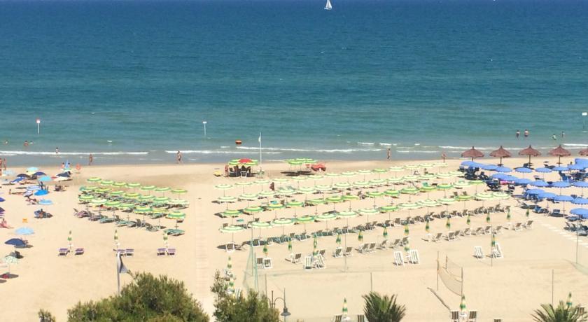Camere Familiari sulla Spiaggia Giulianova Family Hotel