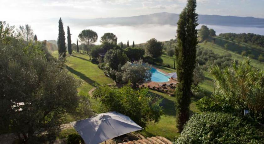 Romantico Relais Colline di Todi vista panoramica
