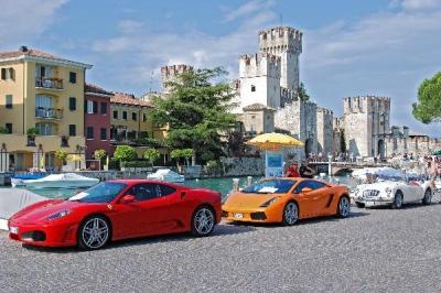 Noleggio Ferrari, Noleggio Lamborghini