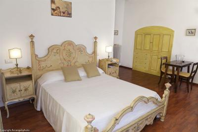 Appartamento Fagiano, camera esclusiva con angolo cottura