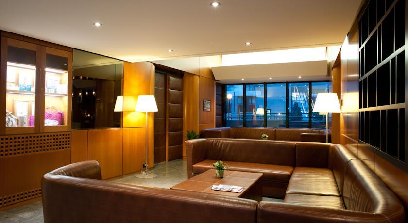 Ricevimento Hotel benessere 4 stelle Bardonecchia