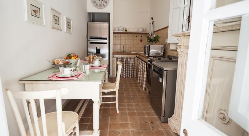 Cucina in Villa in Sicilia