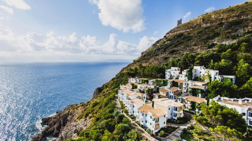 San Vito Lo Capo Resort fronte mare
