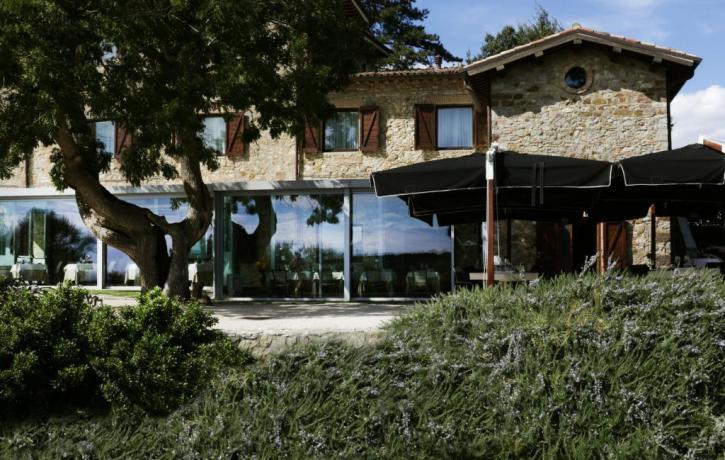 Umbria Resort, Tenuta Deluxe con Ristorante Orvieto