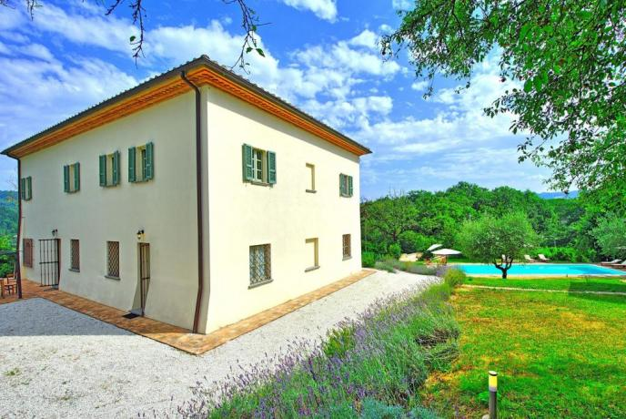 Villa di lusso in Umbria